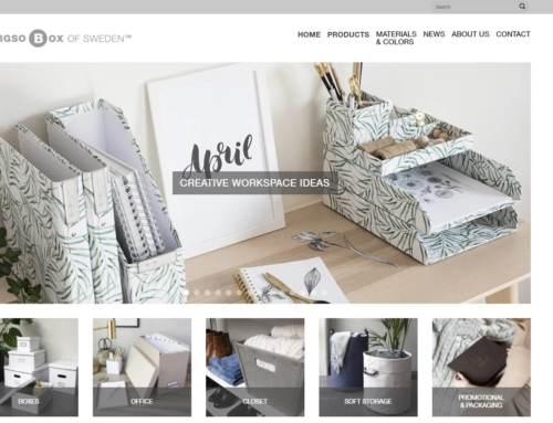 Bigso – ny webbplats